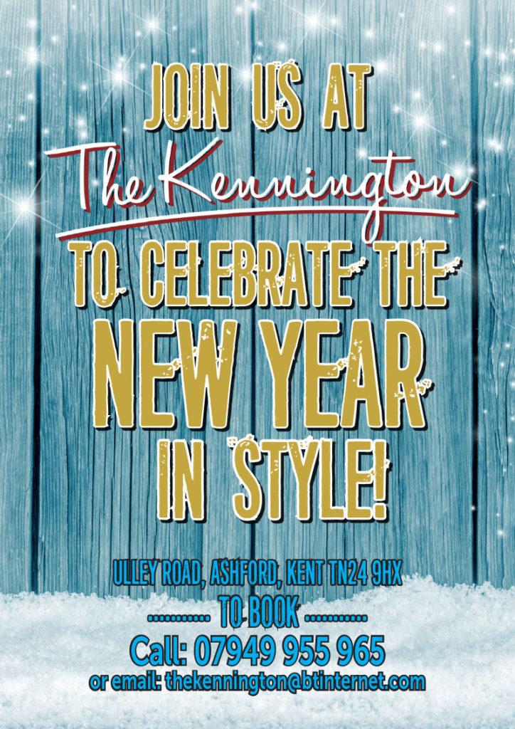 Christmas & New Year 2019 - The Kennington Carvery